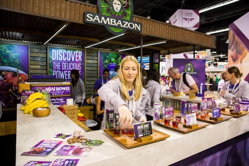 西海岸はもちろん、ハワイや日本でも人気のアサイー商品を扱う「SAMBAZON」
