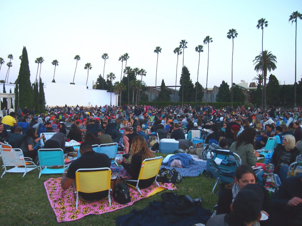 cinespia audience