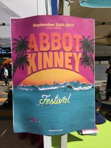 アボットキニーフェスティバルのオフィシャルグッズ