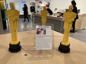 グッズ_レゴのオスカー像