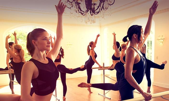 見た目は優雅。参加者は大抵女性ばかり。(photo http://cardiobarre.com/)