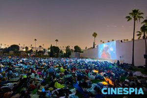 cinespia outdoor cinema