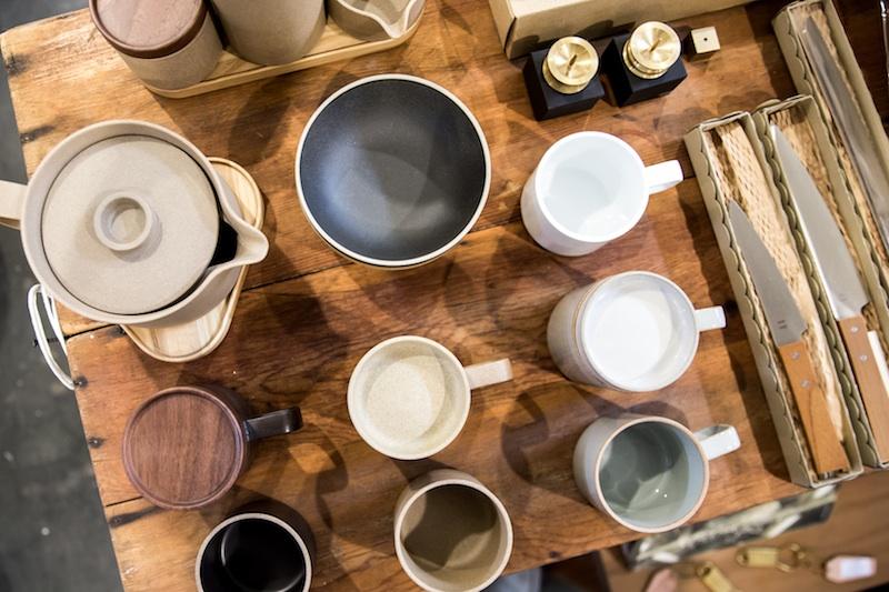 長崎県の波佐見焼きを扱うお店も!波佐見焼はとてもデザインがモダンで、アメリカでも受けているようです