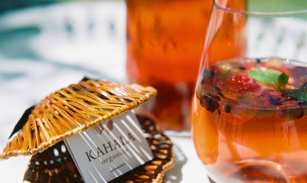 KAHARA organics, Kahara Fruit Tea