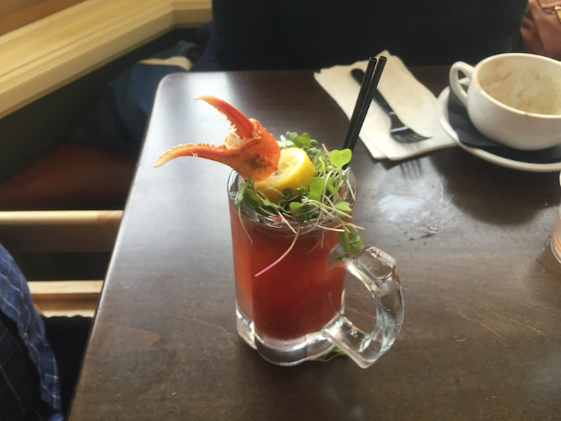 starling diner bloody mary